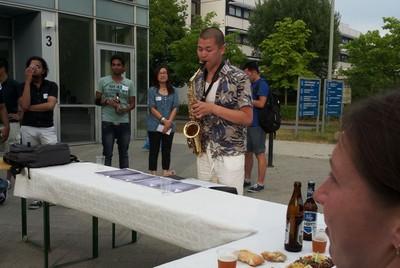 Yuming 2 Sommerfest 2013