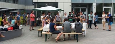 Gruppe Sommerfest 2013